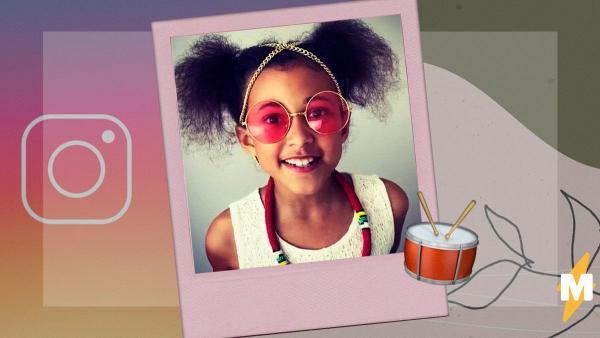 10-летняя кроха так стучит по барабанам, что лопаются перепонки. Но её искусство нравится и рокерам, и рэперам