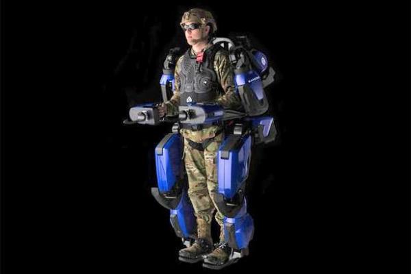 Пехота тестирует экзоскелеты, которые умножают силу в 10 раз. Попади они в Mortal Kombat - Шао Кану не выжить
