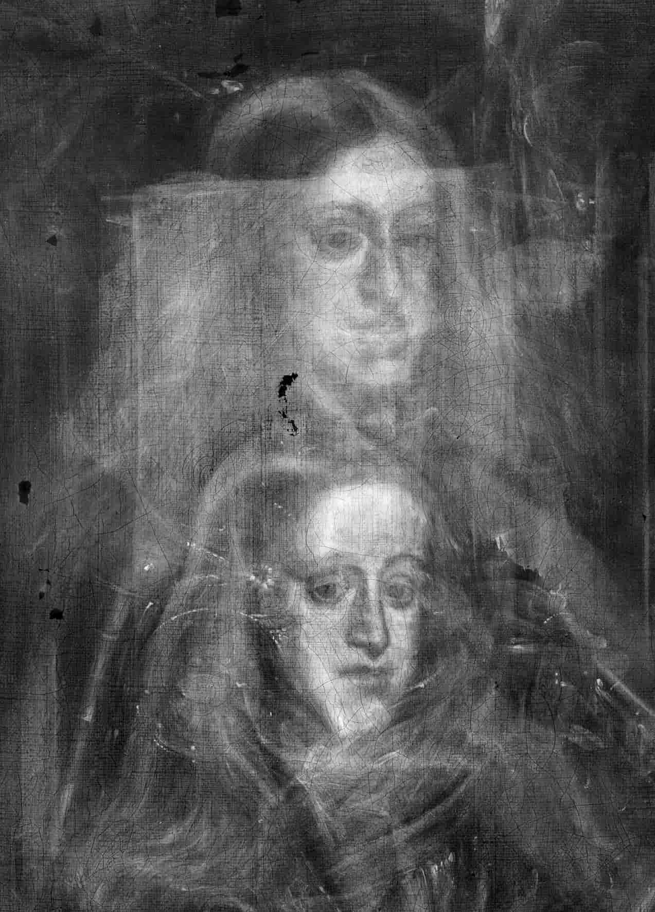 В музее сделали рентген картины и вспомнили Дориана Грея. Изображение героя полотна взрослело вместе с ним