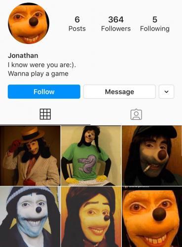 """Джонатан Галиндо - новый """"Синий кит""""? Кто стоит за этими страницами и почему подростки в ужасе от них"""