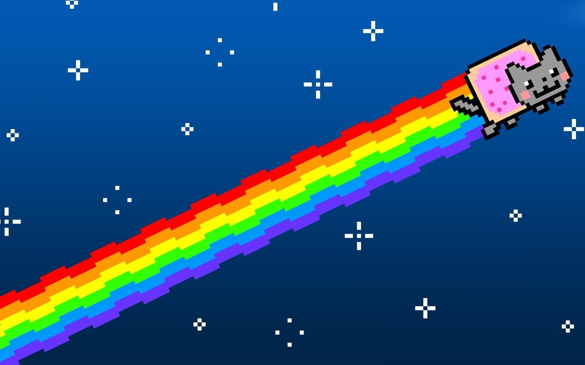 Nyan cat пробежал над Японией и взорвал местный твиттер. Фотографии необычного неба уже разошлись на мемы
