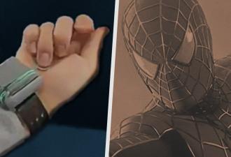Изобретатель создал реальные шутеры Человека-паука. Правда, вместо паутины в них главный помощник в магазине