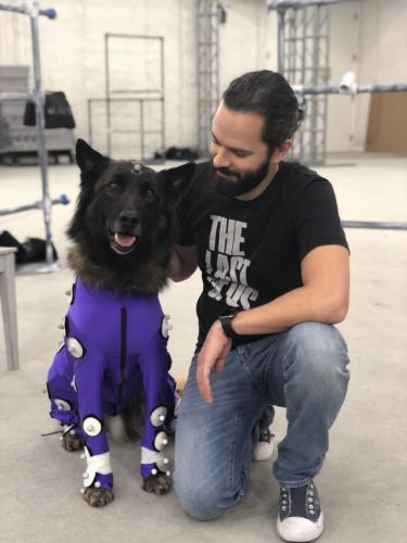 Аниматор показал, кто играл псов в The Last of Us II, и даже Мишку. Теперь фаны знают, у кого просить прощения