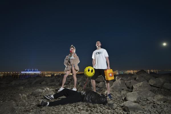 В Санкт-Петербурге найдены части тела рэпера ЭндиКартрайта. Украинец известен благодаря Versus Battle