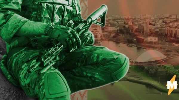 Что забыли бойцы ЧВК Вагнера в Беларуси. Пять гипотез интернет-экспертов - от самой страшной до самой смешной
