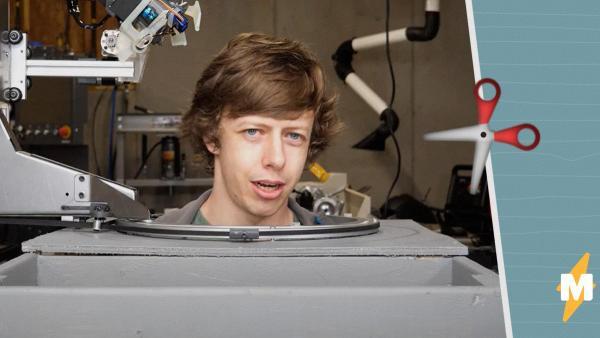 Джимми Нейтрон вырос и ведёт блог. Его робот-парикмахер подстрижёт любого, да так что стилисты позавидуют