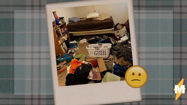 Парень с депрессией сделал уборку и нарвался на хейт. Люди верят: его дом стал адом чистюли не из-за болезни