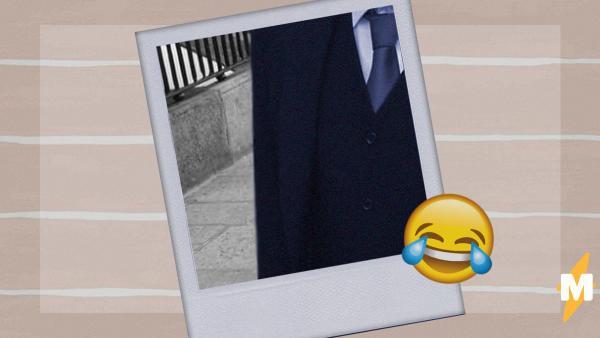 Парень поделился фото себя в юности, но твиттер не верит в молодость. Ведь на снимке - сорокалетний политик