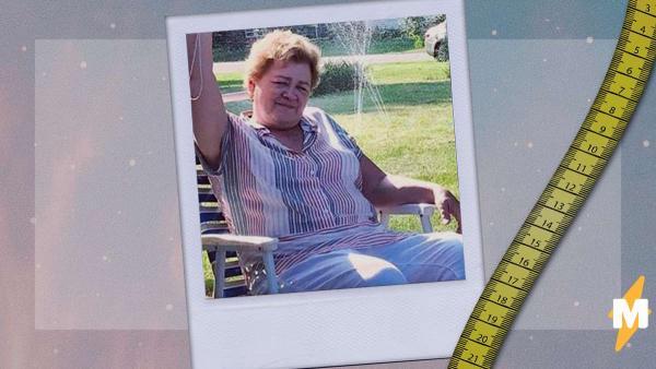 Женщина показала, как похудела за восемь месяцев. Но людей волнует только одно - где она нашла машину времени