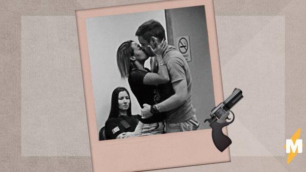 """Фото целующийся пары вызвало у людей не умиление, а вопросы. Ведь снимок - воплощение фразы """"Любовь зла..."""""""