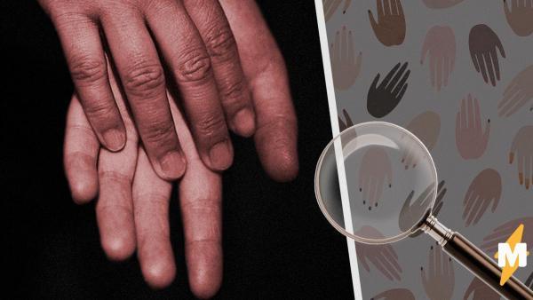 Люди соединяют пальцы и ищут мышцу-атавизм на запястье. И такой «привет» из прошлого сильно удивляет