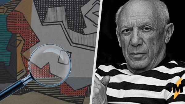 Учёные обнаружили скрытую картину Пабло Пикассо 1922 года. Открытие потрясёт не только любителей искусства