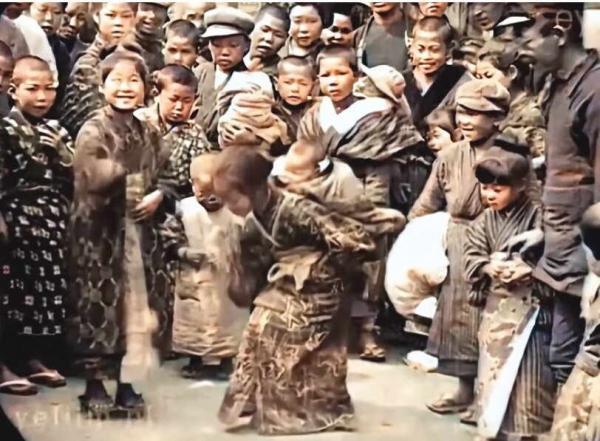 Японец снял видео в 1915-м и доказал: для славы никогда не поздно. Люди влюбились в его ролик 100 лет спустя