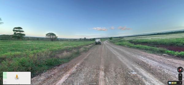 Фото из Google Maps сломала мозг реддитору. Он не понимает, что увидел, но люди уверены - это центр Вселенной