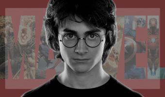 Гарри Поттер оказался частью вселенной Marvel. Но твиттер не верит в кроссовер даже после официального комикса