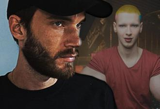 Слава о руках-базуках добралась до PewDiePie. И блогер уверен - Кириллу Терёшину самое место в The Last of Us