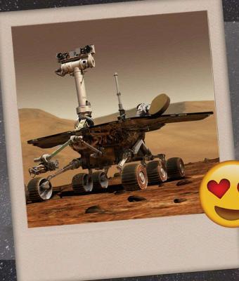NASA отправило роботов на поиски марсиан, но людей волнует не наука. Ведь ровер и дрон — идеальная пара
