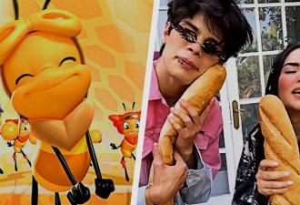 Испанцы увидели русскую рекламу Miel Pops и превратили её в хлебный хаос. А во всём виновата танцующая лама