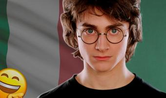 Мемоделы узнали о Гарри Поттере-итальянце и развили вселенную до абсурда. А всё из-за хейтера Джоан Роулинг