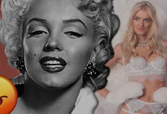 Люди сравнили современные стандарты и моду в 50-е годы. И даже к секс-символу Мэрилин Монро у многих вопросы