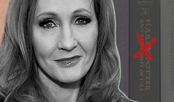 Хейтеры «стирают» имя Джоан Роулинг как автора «Гарри Поттера». Но россияне встали на защиту писательницы