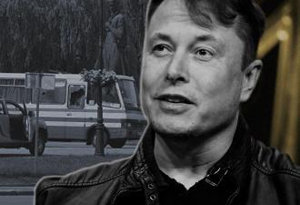 Илон Маск не впечатлился захватом заложников в Луцке. И причина такой реакции понятна и близка многим людям