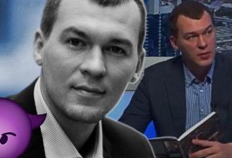 Люди вспомнили биографию Михаила Дегтярёва, и ему не спастись. Связь Дракулы с Жириновским — это только начало