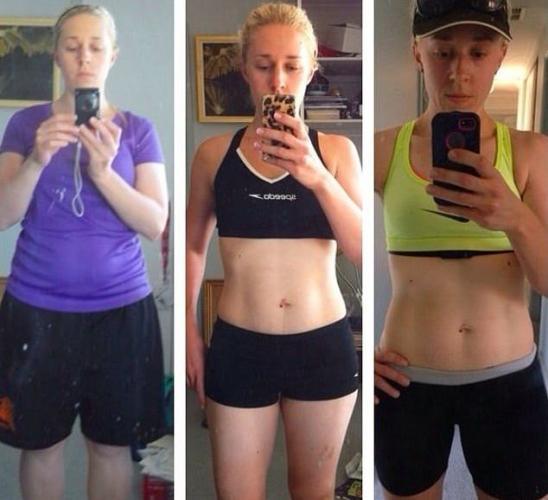 Девушка старалась не есть, и продолжала набирать вес. Кто бы подумал, что для похудения нужно плотно питаться