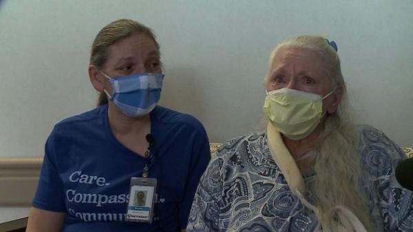 Бабушку едва не убил COVID, но она счастлива. Вирус вернул её на полвека назад и помог прикоснуться к прошлому