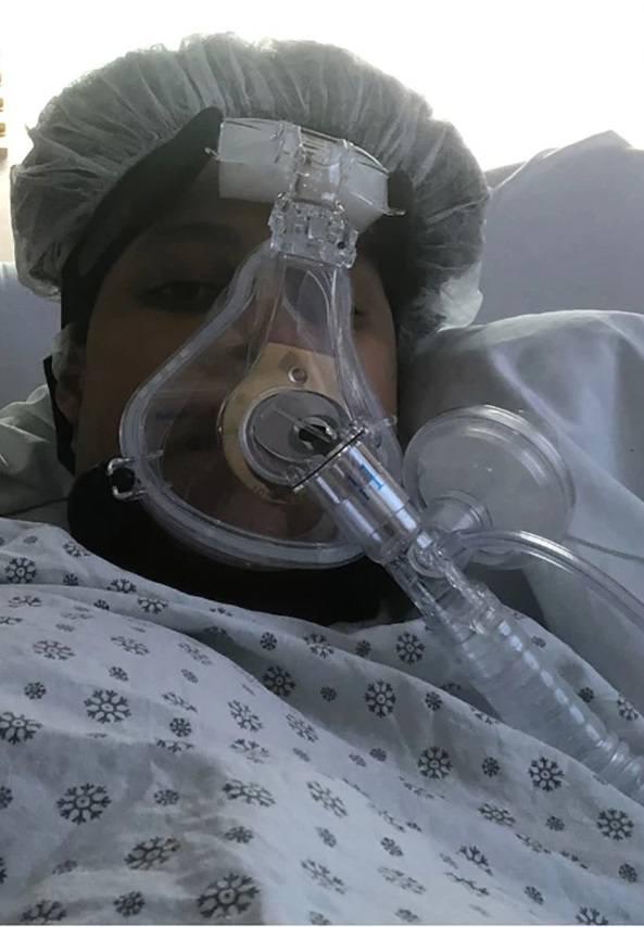 Медсестра не была беременна и проснулась с новорождённой дочерью. Но это не чудо, а ещё один симптом COVID-19