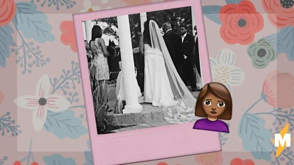 Невеста наслаждалась свадьбой, но её ждал сюрприз. У алтаря стоял не муж, а незнакомка - с плохими новостями