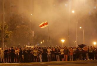 От Илона Маска до Гарика Харламова. Звёзды высказались о протестах в Беларуси, и слова некоторых неоднозначные