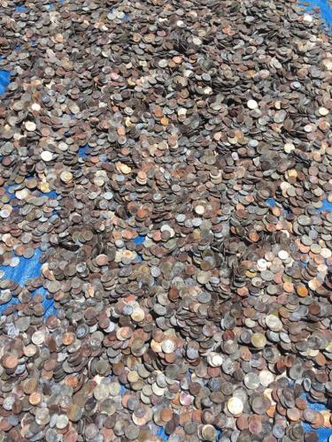 Что происходит с монетами, брошенными в фонтан. Показали сотрудники океанариума, найдя склад Скруджа Макдака