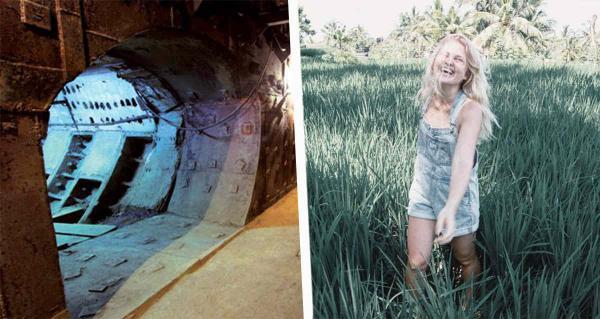 Норвежка нашла тайный ход в своём саду. Иностранцы сломали головы в догадках, но русских оказалось не удивить