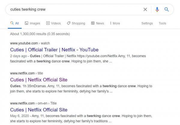 """Фильм """"Милашки"""" о юных артистках ещё не вышел, а Netflix уже проклинают. Ведь танцы у девочек вовсе не детские"""