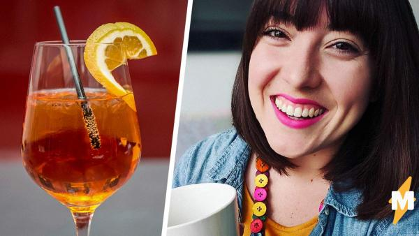 Блогерша показала, как незаметно отравить чужой напиток в баре. Это так легко, что видео надо смотреть дважды