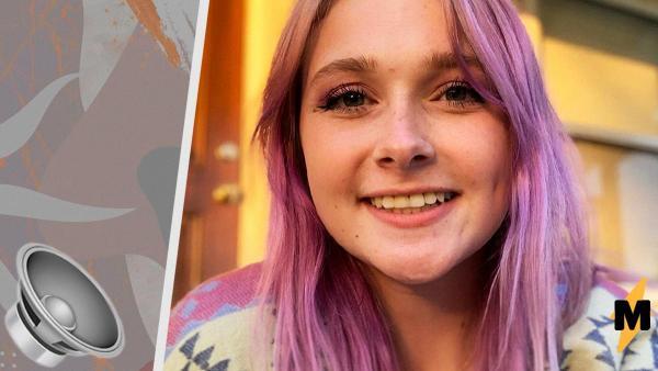 Глухая девушка узнала, что волосы могут издавать звук. Её реакция буквально говорит о чувствах лучше 1000 слов