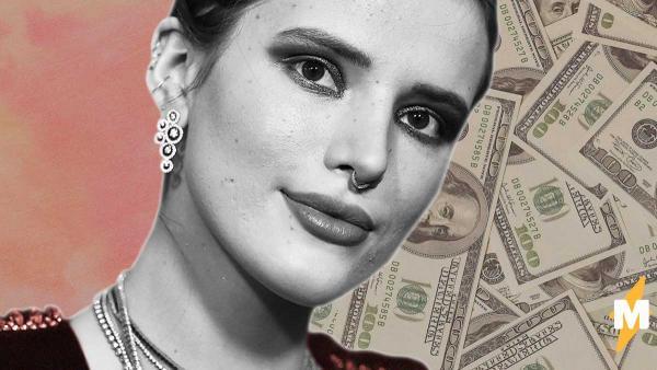 Белла Торн за сутки заработала на OnlyFans столько, сколько мы не получаем в год. И люди видят в этом проблему
