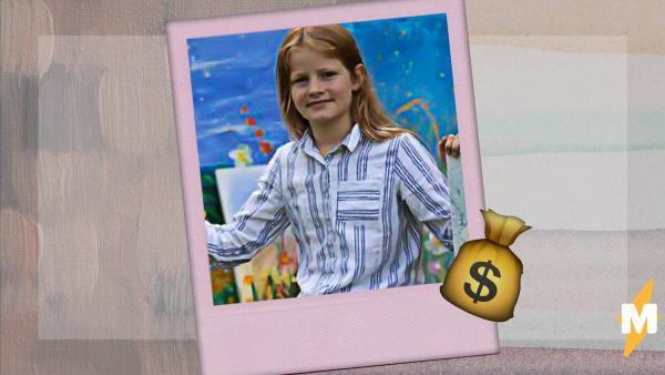 Девочка попробовала рисовать и заработала 5 миллионов. Ведь посоревноваться с её талантом мог только Клод Моне
