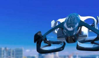 «Назад в будущее» уже в настоящем. Японская фирма показала, как будет летать их авто: Энакину такое не снилось