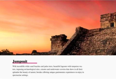 Один билет в Комбинезон. На сайте Мексики появились города с очень странными названиями, и это (эпичная) месть