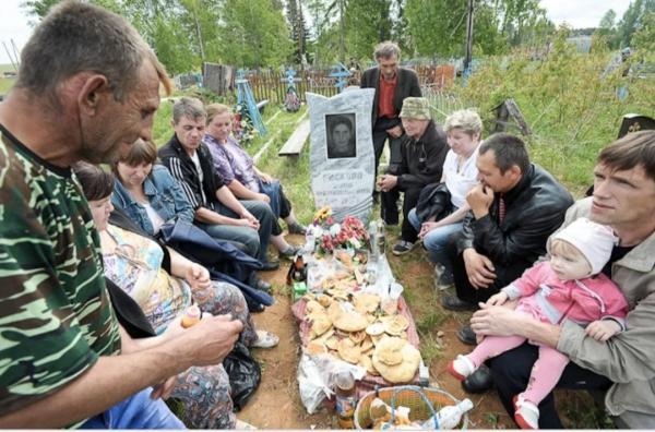 Американцы придумали, чем заняться на кладбище. Но россияне не удивились –