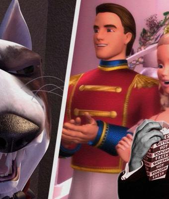 Добро пожаловать в зловещую долину. Как выглядели первые 3D-мультфильмы и почему на них страшно посмотреть