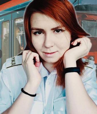 Девушка получила диплом машиниста локомотива — впервые в истории России. И рассказала нам, как ей это удалось