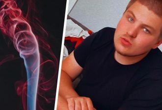 Боксёр так подымил вейп, что повесил перчатки на гвоздь. Полгода курения — и вид его лёгких напугал врачей
