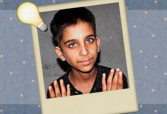 Школьник из Индии — босс в видеоиграх и чудо-геймер. Чтобы понять почему, достаточно взглянуть на его пальцы