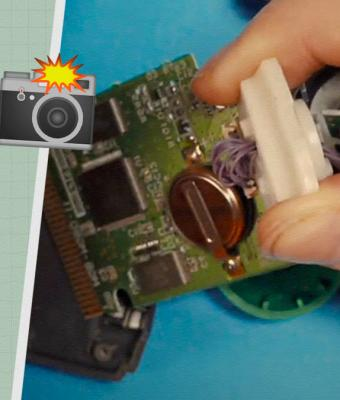 Старый Game Boy — лучший фотоаппарат. Блогер улучшил камеру приставки и получил кадр, какого никто не ждал