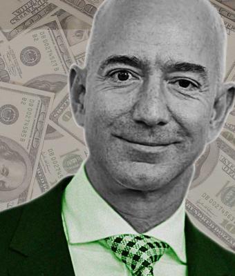 Джефф Безос поставил рекорд по богатству. Сядьте, прежде чем узнать его состояние (и возненавидеть капитализм)