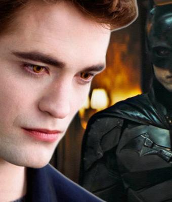 Трейлер «Бэтмена» открыл ящик Пандоры с годными мемами. Но от «Сумерек» Роберт Паттинсон и здесь не улизнул