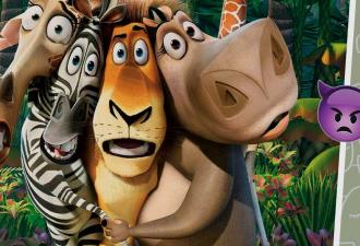 Люди увидели героев нового приквела «Мадагаскара» и расстроились. От слишком милых зверей становится плохо